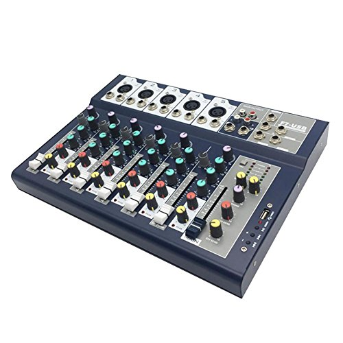 7 Channel Mixer - 7