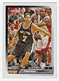 Fabricio Oberto RC (Basketball Card) 2005-06 Topps Total # 289