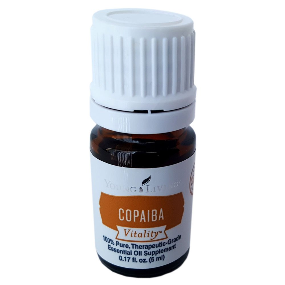 Vitality Copaiba Essential Oil 5ml by Young Living Essential Oils