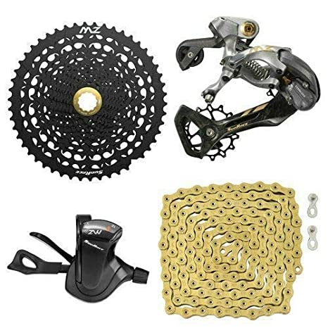 SRAM PC-XX1 Eagle 12-Speed Bicycle Chain Hollow Pin 126-Links Gold NEW 2019