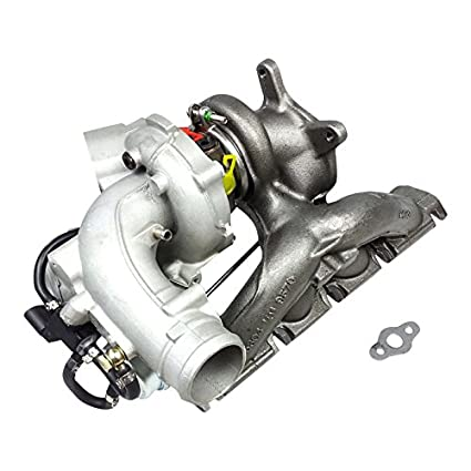 XS-Power Turbo K04-064+Exhaust Manifold for Audi S3 TT VW Golf