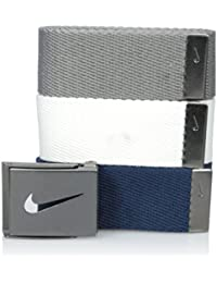 Men's 3 Pack Web Belt