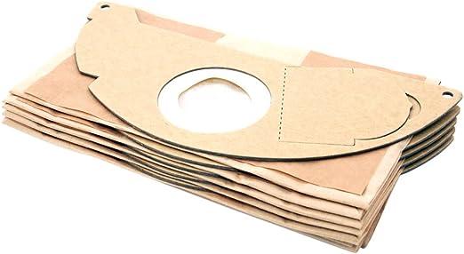 Karcher A1000 69043220 bolsas al vacío para aspiradoras unidades 5: Amazon.es: Hogar