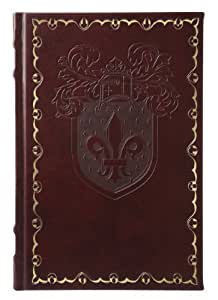 Eccolo World Traveler 6 x 8 Inches Classico Journal, Brown (D409B)