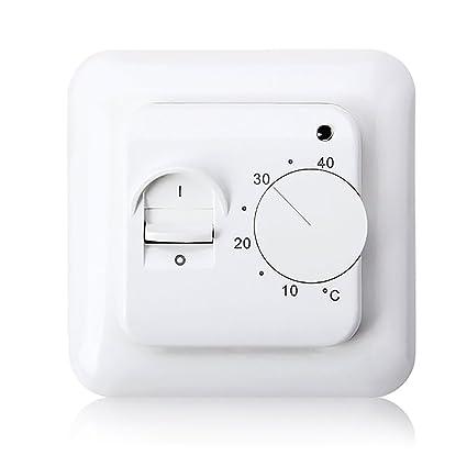 beok tom20-fe Manual mecánico eléctrico sala de calefacción por suelo radiante Termostato digital controlador