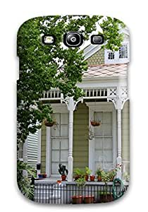 High Quality Shock Absorbing Case For Galaxy S3-new Orleans Home Architecture