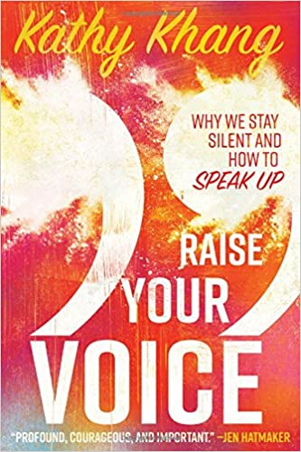 Image result for Raise Your Voice kathy