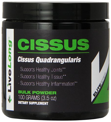LiveLong Cissus Quadrangularis 100g Inflammation product image