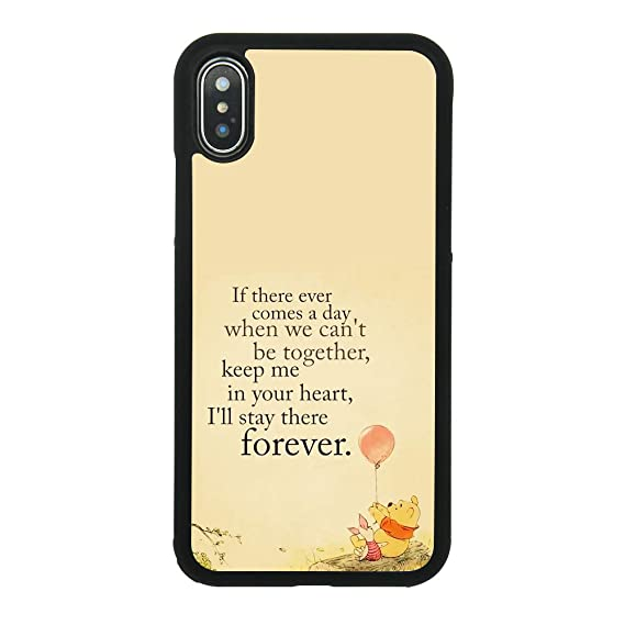 iphone xs quote phone case