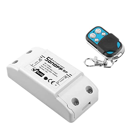 Sonoff RF- WiFi Wireless Smart Switch with RF Receiver for