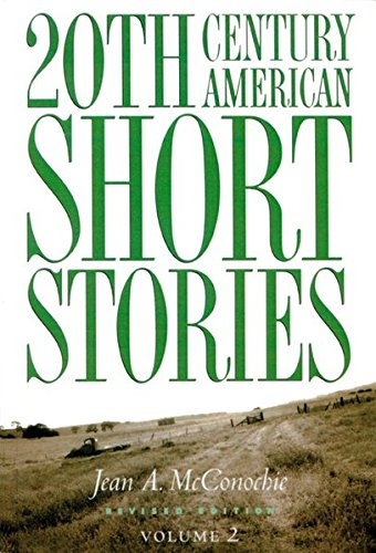 20th Century American Short Stories, Revised Edition, Volume 2