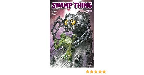 2004-2006 #24 SWAMP THING DC COMICS DEC050336