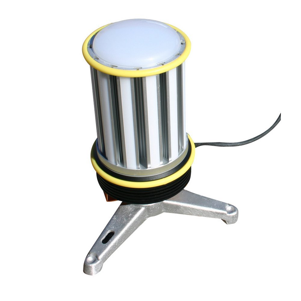 Lind Equipment LE360LED-FS Ultimate Portable LED Area Light with Floor Stand, 360 Degree by Lind Equipment