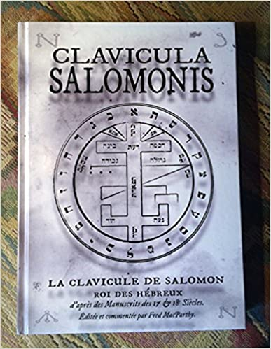 Clavicula Salomonis Seshetas Editions