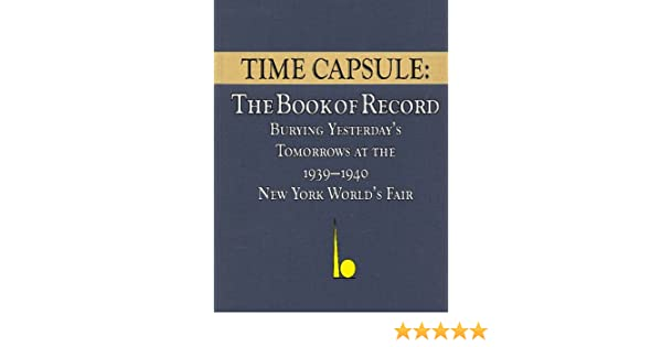 Amazon time capsule the book of record ebook thomas b amazon time capsule the book of record ebook thomas b allen roger macbride allen kindle store fandeluxe Epub