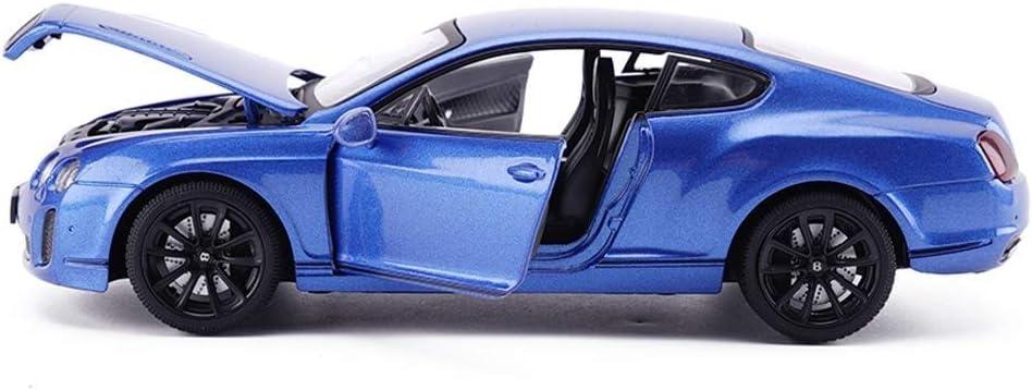 Category/bentley >> Jtwmy Car Model 1 24 Bentley Continental Isr Simulation