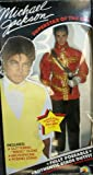 Michael Jackson Superstar of the 80's Ammerican Music Award Outfit doll by LJN