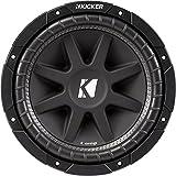 Kicker 43C104 Comp 10' 300 Watt SVC 4-ohm Car Audio Subwoofer Woofer Sub...