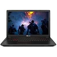 ASUS FX73VE-WH71 High Performance 17.3 FHD Gaming and Business Laptop PC (Intel i7 Quad Core, 32GB RAM, 2TB HDD + 1TB SSD, GTX 1050 Ti 4GB, 17.3 Full HD 1920x1080, Backlit Keyboard, Win 10 Home)
