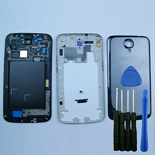 Blue Full Housing Cover Case Replacement for Samsung Galaxy Mega 6.3 i9200 i527