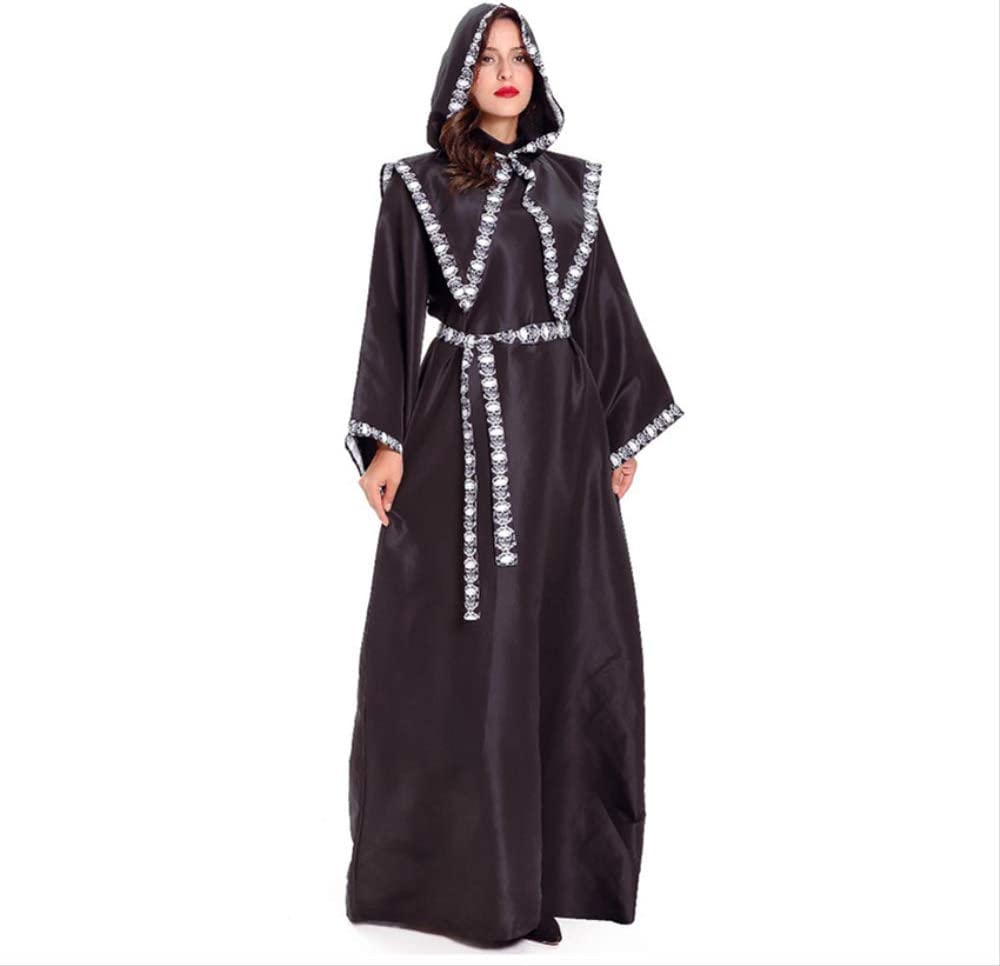 CHNWSJ de Halloween Trajes de Miedo Trajes Asistente Disfraz de ...