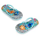 Disney Store Girls Finding Dory Flip Flops (7/8 (Toddler))