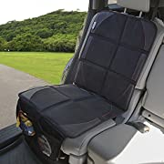 Cheekie Monkie Super Seat Saver Mat, Auto Seat Protector (Seat Cover) with Waterproof Material, Extra strength Non-slip Backing, and Sturdy Foam Pads Fits Most Vehicles