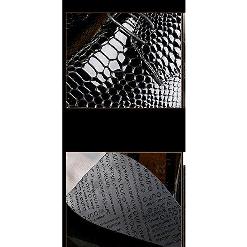 Scarpe Basse Britanniche Traspirante all'Usura Maschi Punta Scarpe da Cuoio Scarpe A Stringate Lavoro Scarpe NIUMJ Resistente Singole Scarpe Scarpe di Scarpe gRPqP4