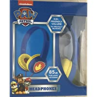 Paw Patrol Nickelodeon Headphones Featuring Adjustable Headband for Kids| Kids Headphones| Perfect Gift Idea For Christmas,Birthday,Easter,Get Well or Any Other Occasion