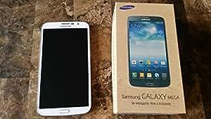Samsung Galaxy Mega GT-i9200 - 8GB - White (Factory Unlocked) International Version