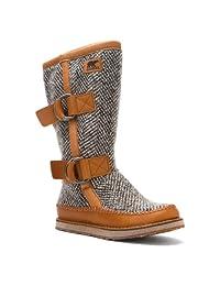 Sorel 1972-286 Womens 'Chipahko Blanket' Winter Boot Elk US 5