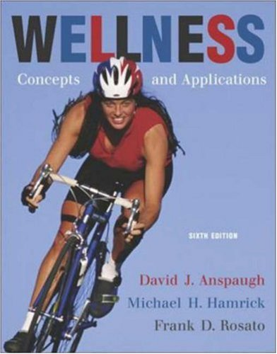 Wellness: Concepts and Applications with PowerWeb