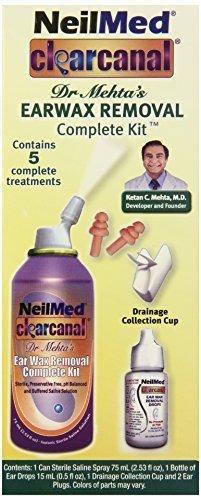 NeilMed Clearcanal complete kit by NeilMed