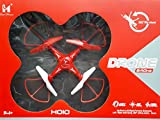 SUPER TOY FLYING DRONE H010, QUADCOPTER 6-AXIS GYRO, 360 DEGREE, WITH USB CHARGER AND RC.