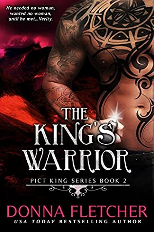 book cover of The King\'s Warrior