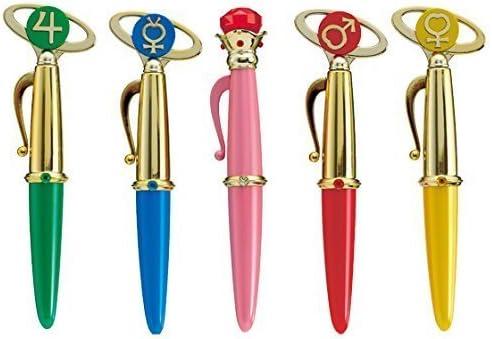 Sailor Moon Ballpoint Pen Planet Attack Set 20th Anniversary Bandai