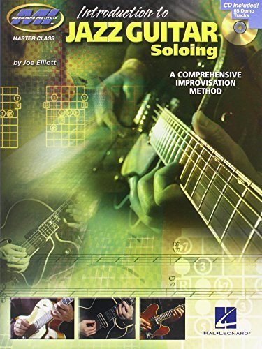 Introduction to Jazz Guitar Soloing: Master Class Series by Joe ...