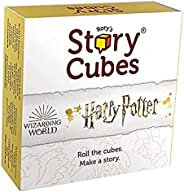 Rory's Story Cubes: Harry Potter - A Board Game by Asmodee 1-12 Players - Board Games for Family 15 Minute