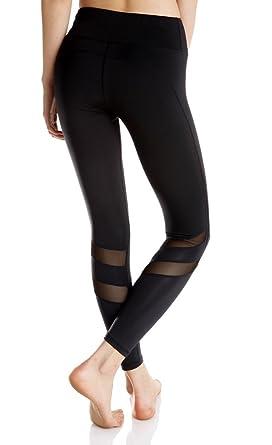 Minetom Femme Fille Été Skinny Leggings de Sport Jambières de Mesh  Patchwork Yoga Pantalon Pilates Plank Jogging et Fitness  Amazon.fr   Vêtements et ... fc69b2f67251