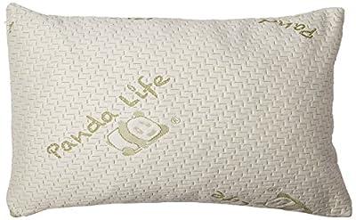 Panda Life Shredded Memory Foam Pillow by Panda Life