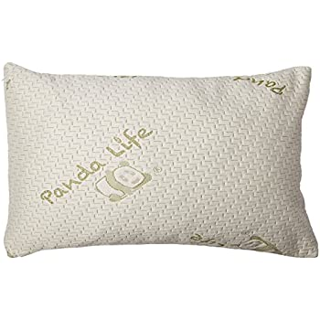 Amazon Com Panda Life Shredded Memory Foam Pillow Queen