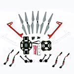 DJI Flame Wheel F450 ARF Kit V5(Includes Frame/ESC/Motor/Props)