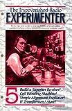 The Impoverished Radio Experimenter Volume 5 (The Impoverished Radio Experimenter, Volume 5)