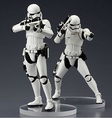Kotobukiya Star Wars: Episode VII: The Force Awakens: First