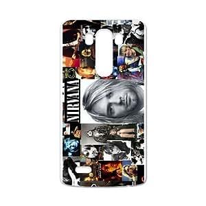 Nirvana Personalized Custom Case For LG G3