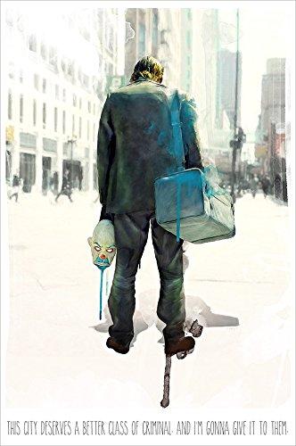 (The Joker (X-Arnet Watercolor) - (24