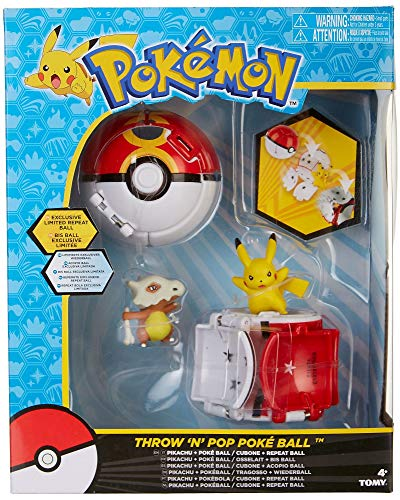 Tomy Pokemon Throw