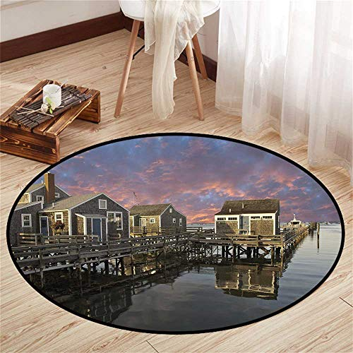 - Circle Floor mat Piano Round Indoor Floor mat Entrance Circle Floor mat for Office Chair Wood Floor Circle Floor mat Office Round mat for Living Room Pattern 3'7