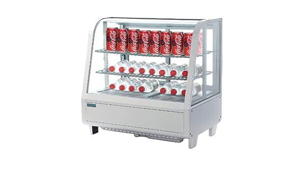 Polar Countertop - Comida para frigorífico (100 L), color blanco ...