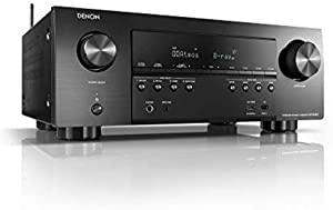 Denon AVR-S940-R Receiver, 185W Power, 7.2 Channel 4K Ultra HD Video, Amazing 3D Dolby Surround Sound, Music Streaming System, Alexa Control (Renewed)